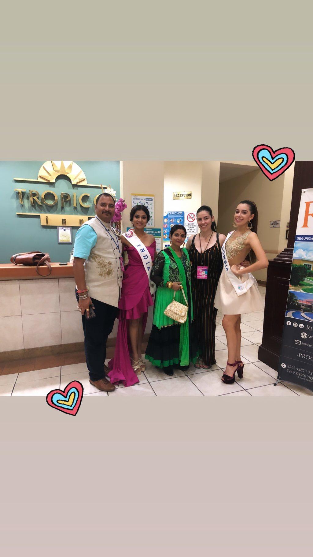 maya mejia ospina, miss teen mundial colombia 2019. - Página 2 59865910