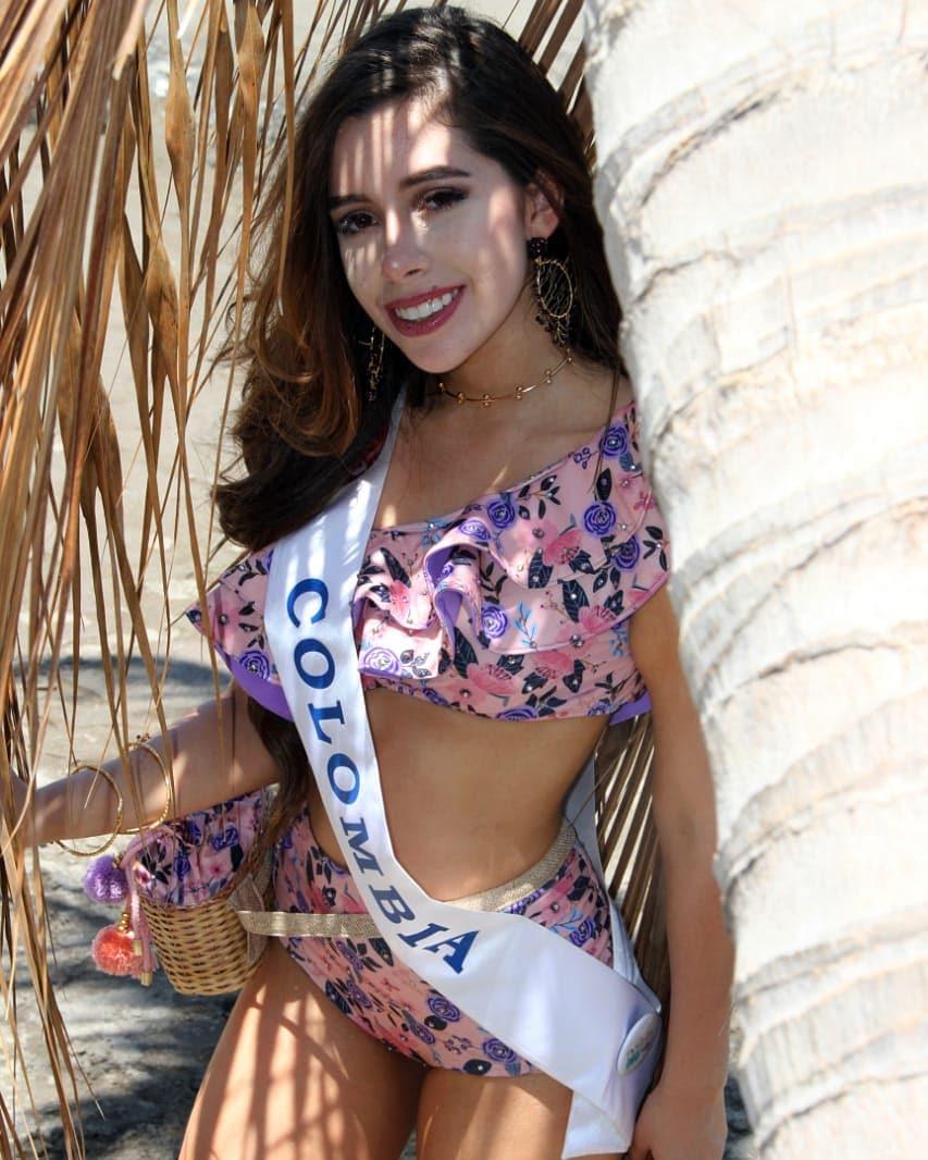 maya mejia ospina, miss teen mundial colombia 2019. - Página 2 59880410