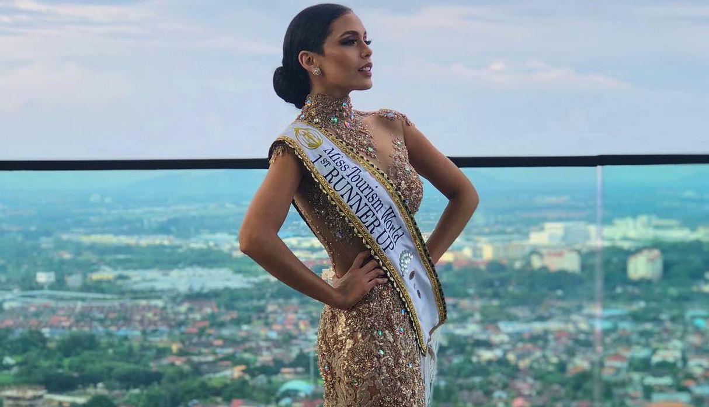 janick maceta, miss peru 2020/third runner-up de miss supranational 2019/1st runner-up de miss tourism 2017-2018.  - Página 4 5d092b10