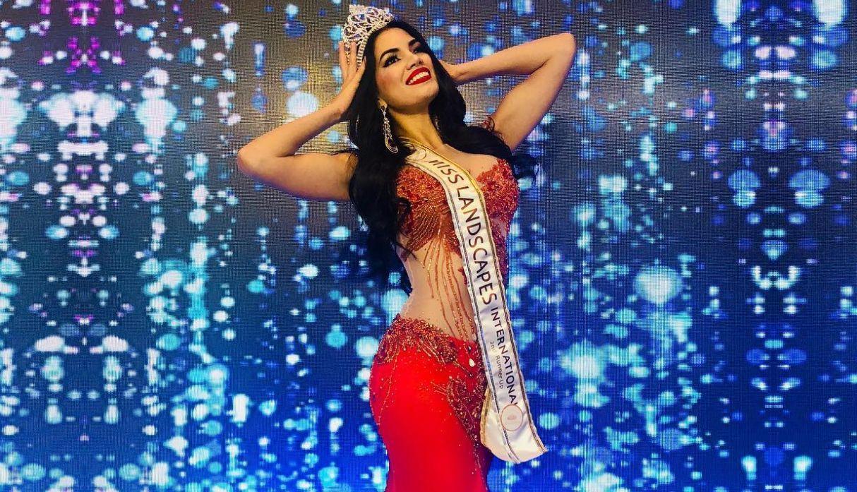 Miss Perú 2019: Samantha Batallanos fue presentada como la cuarta candidata al certamen  5d24b210