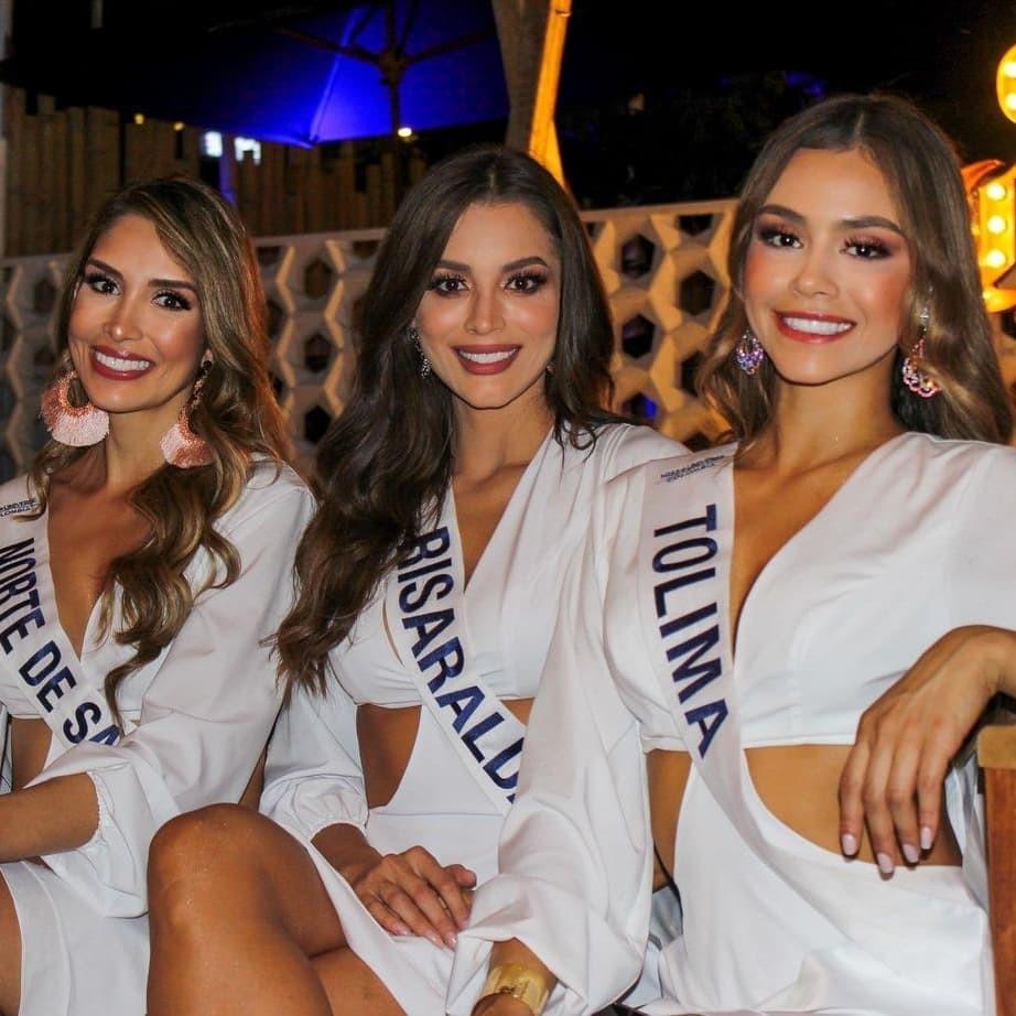 maria alejandra lopez perez, top 2 de miss universe colombia 2021/reyna hispanoamericana 2013/miss caraibes hibiscus 2014/miss colombia mundo 2015. - Página 5 5fmegp10