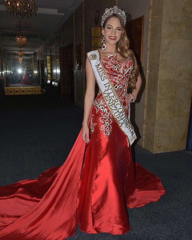 gina bitorzoli, miss intercontinental venezuela 2018-2019. 5gant910