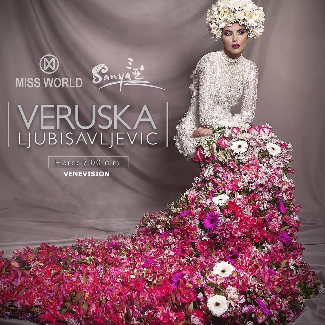 veruska ljubisavljevic, top 30 de miss world 2018. - Página 11 5y6o9l10