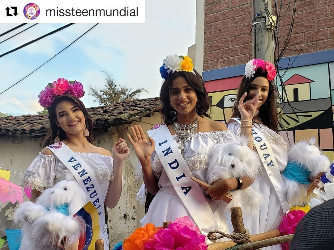 daniela di venere, top 12 de miss teen mundial 2019. - Página 3 60002210