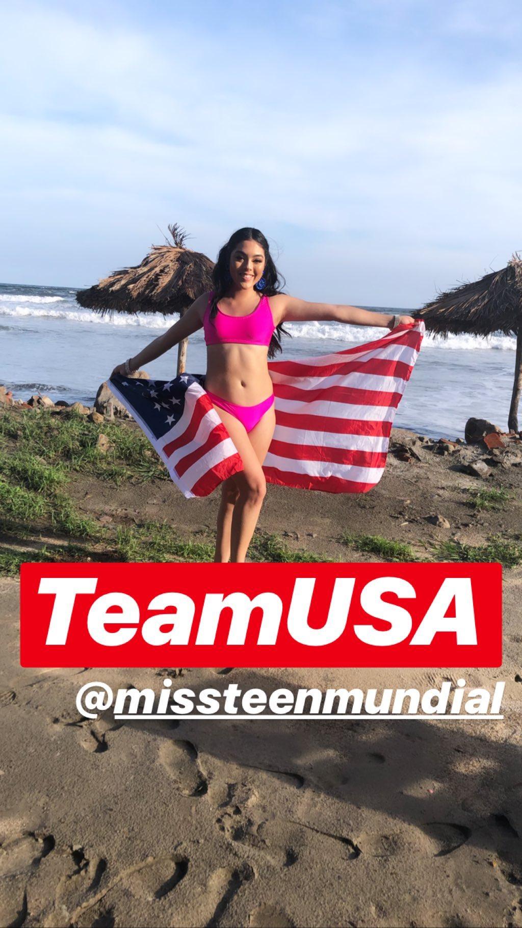 kristian de leon, miss teen mundial usa 2019/top 16 de teen universe 2018. - Página 4 60008010