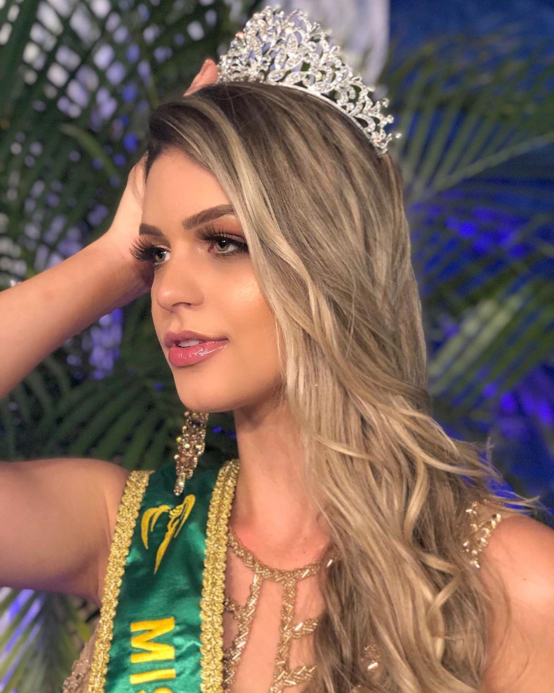 maria gabriela batistela, miss brasil terra 2019. - Página 4 60254710