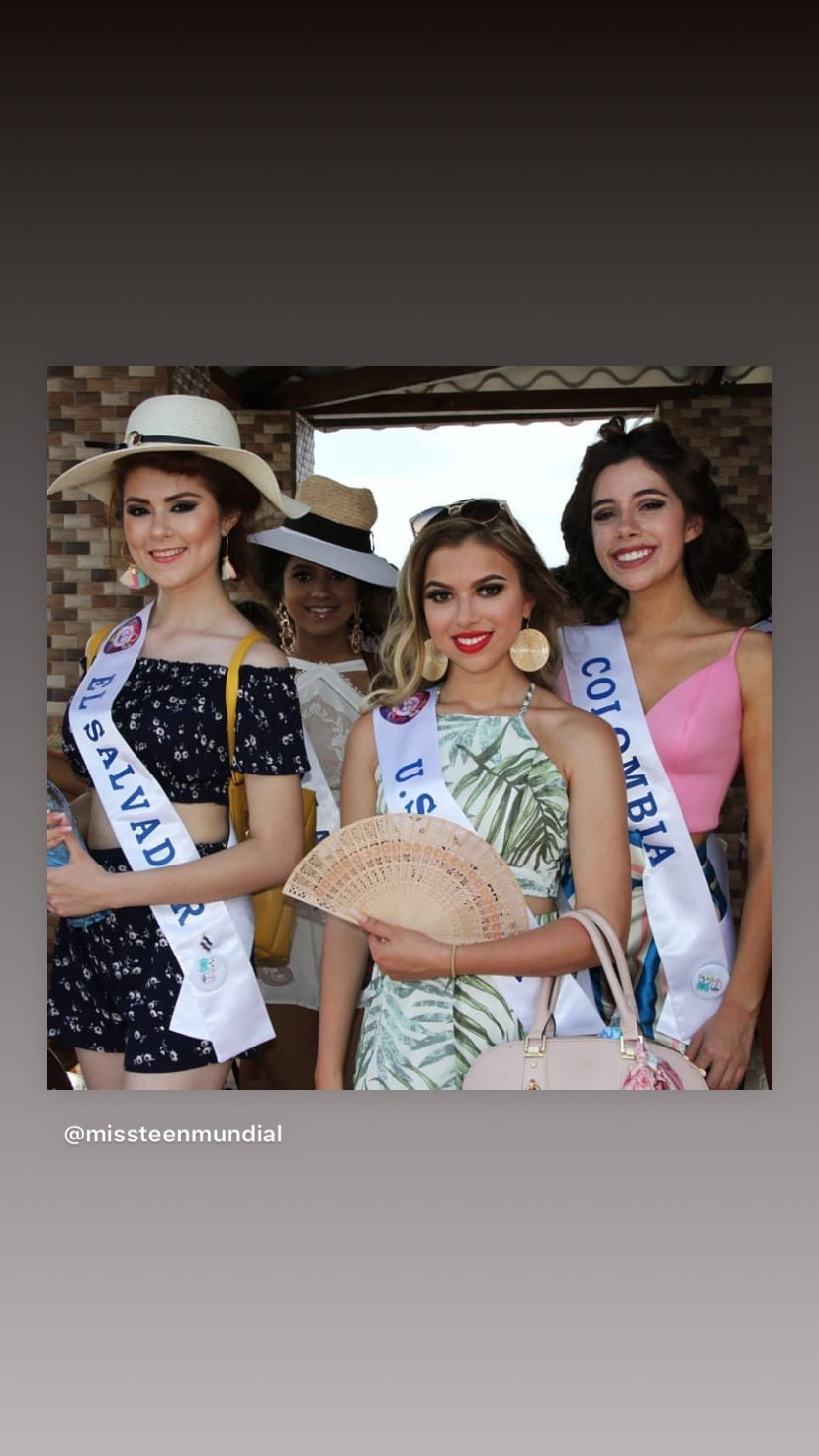 estefany frost, miss teen mundial latina usa 2019. - Página 4 60270110