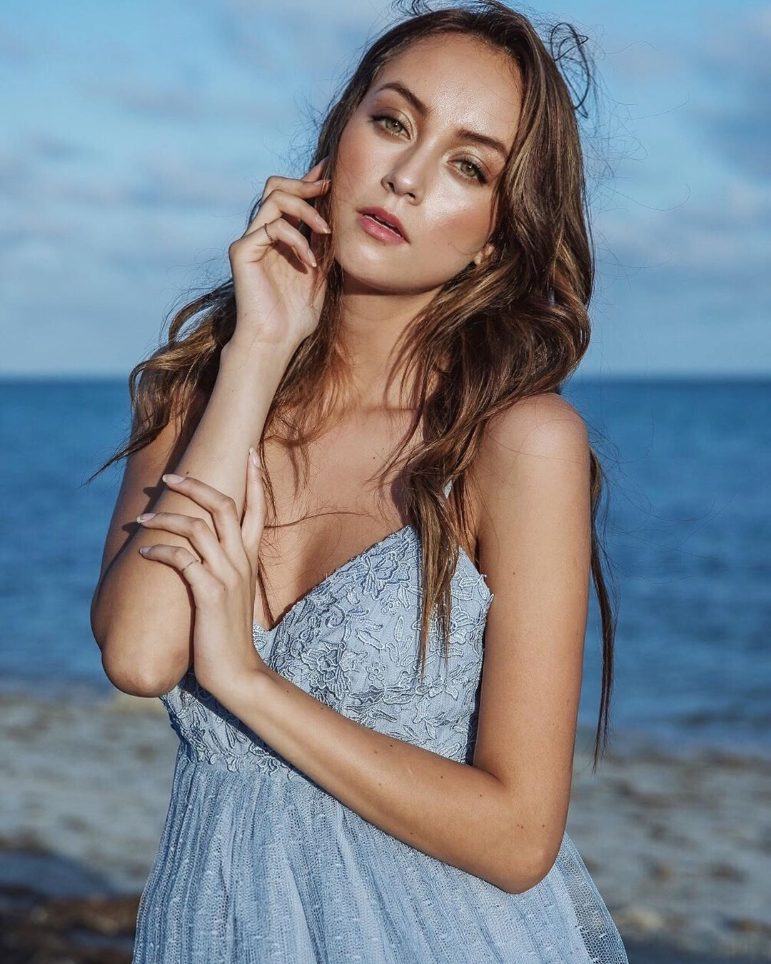 alexandra morillo, top 10 de miss asia pacific international 2019. 60289810