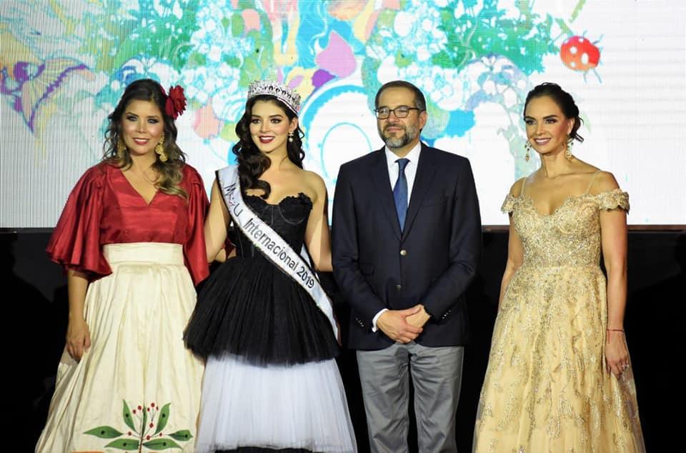 andrea toscano, miss international mexico 2019/mexicana universal 2018.  - Página 25 60352110