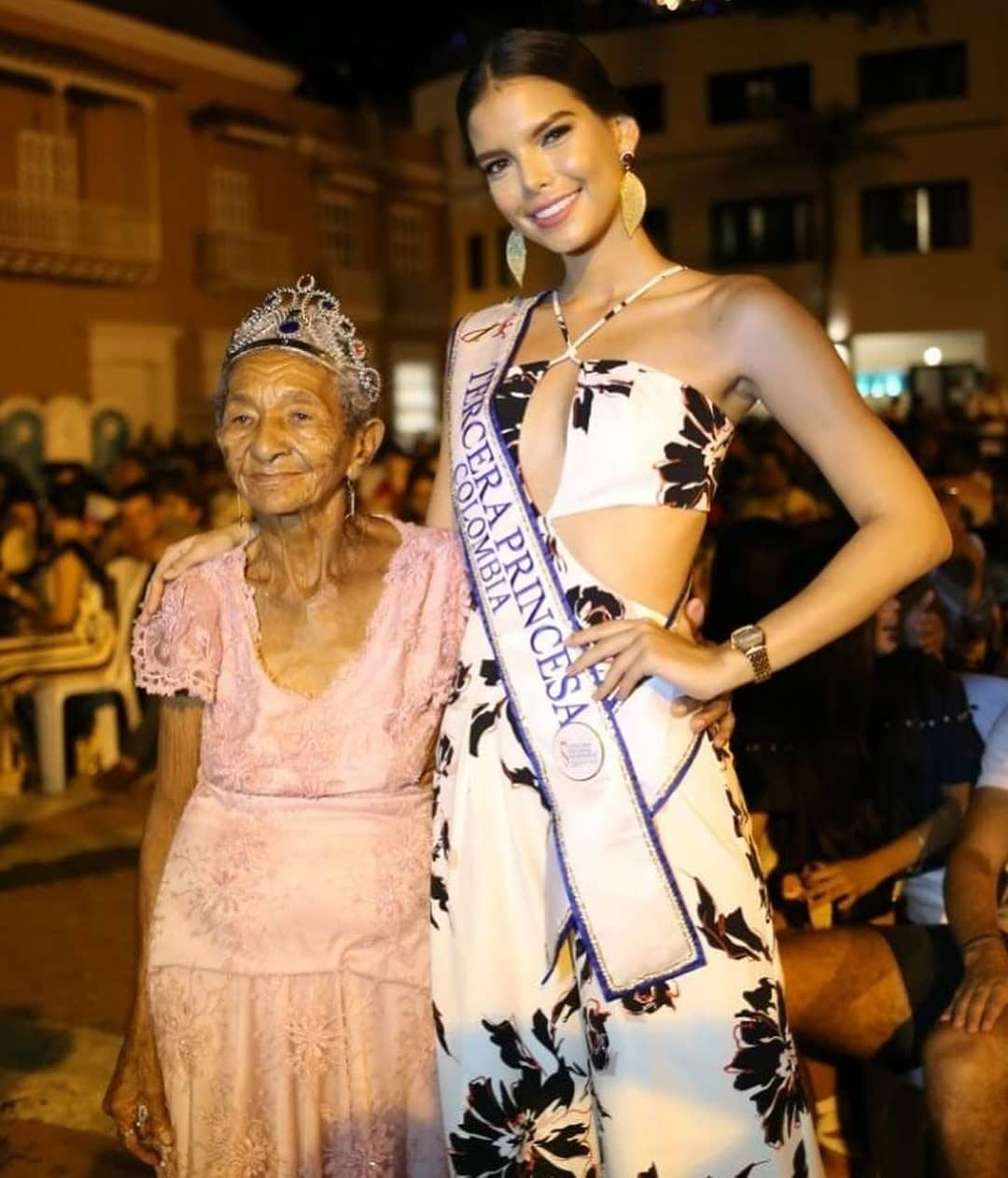 yaiselle tous, miss supranational colombia 2019. 60409810