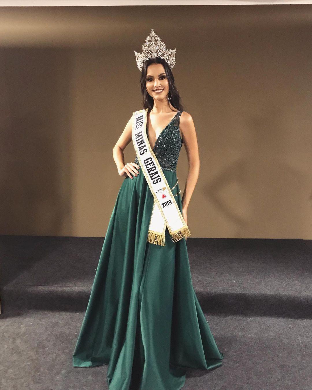 rafaella felipe, top 20 de miss brasil mundo 2019. - Página 10 60550910