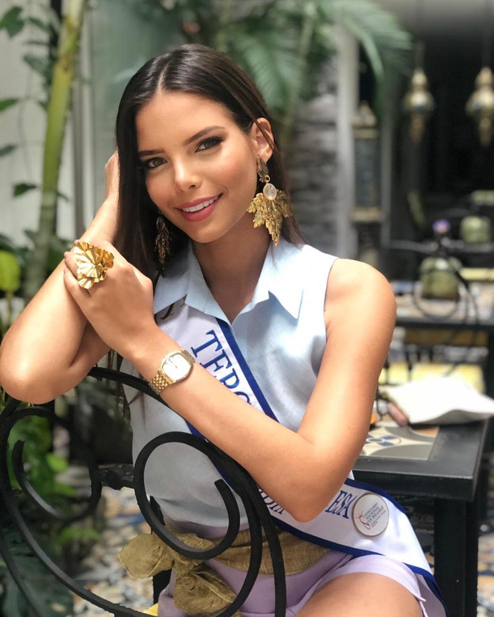 yaiselle tous, miss supranational colombia 2019. 60604110