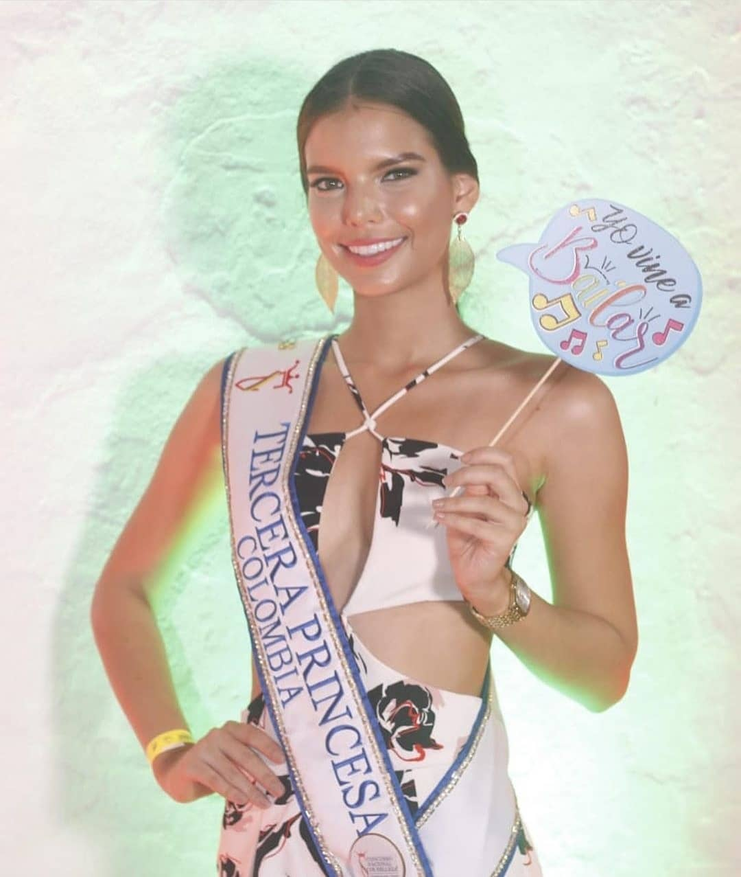 yaiselle tous, miss supranational colombia 2019. 60640110