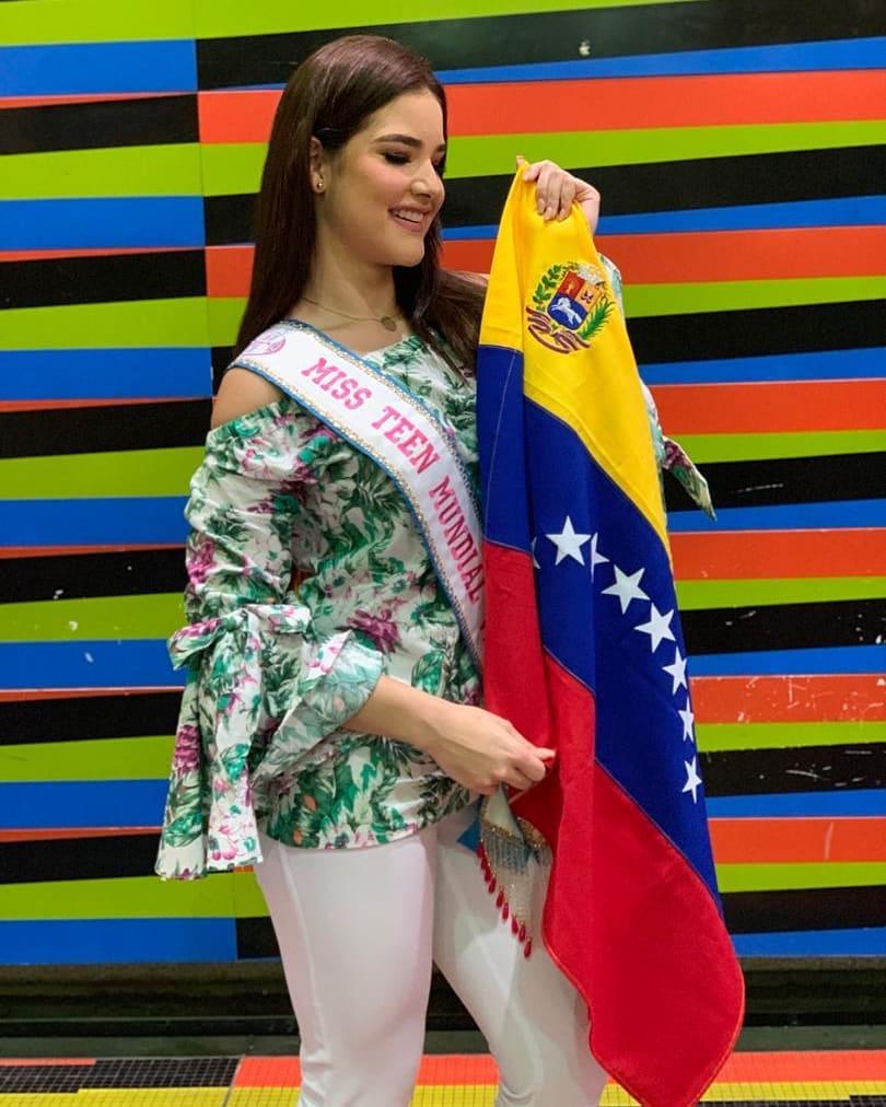 daniela di venere, top 12 de miss teen mundial 2019. - Página 2 60796611