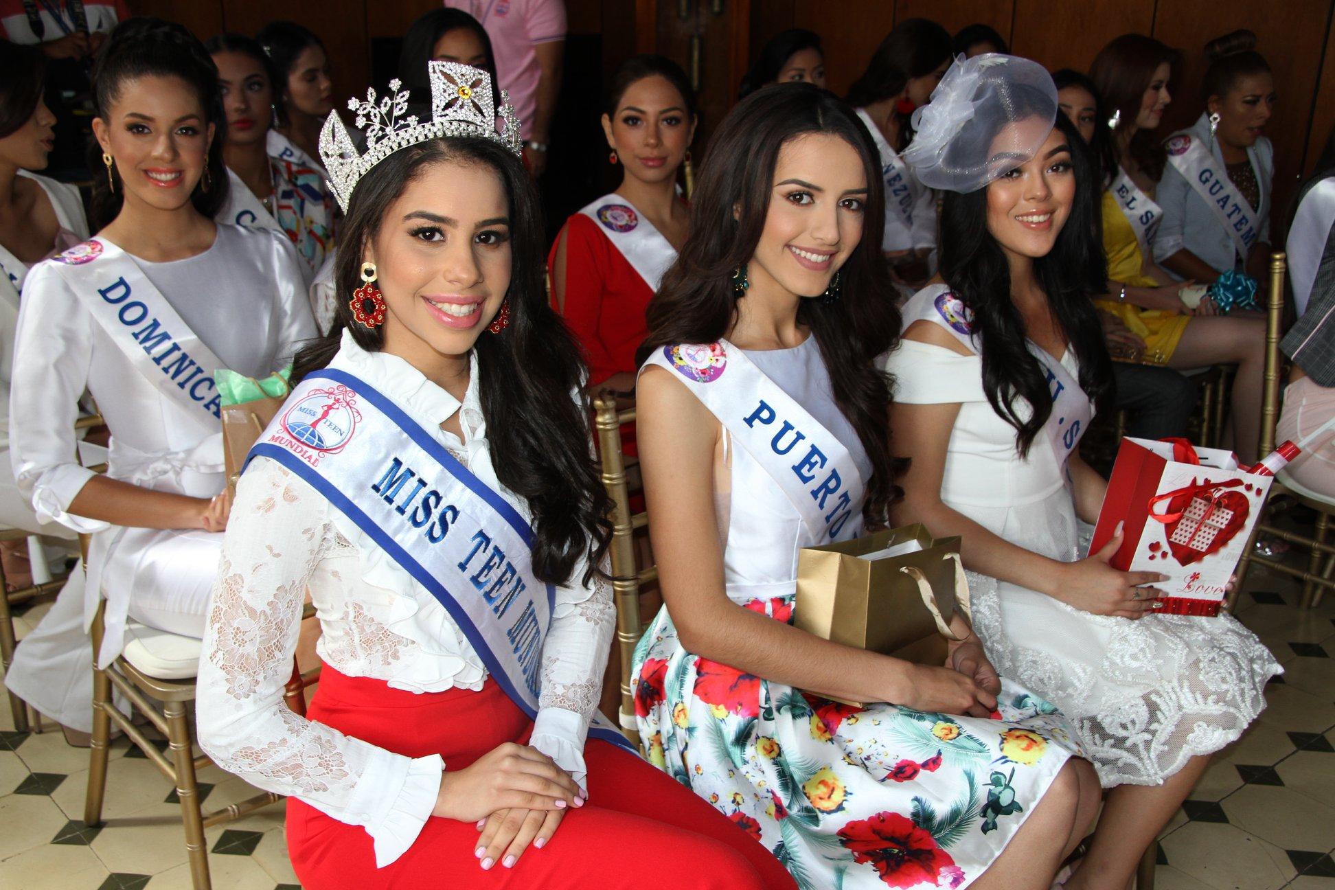 kristian de leon, miss teen mundial usa 2019/top 16 de teen universe 2018. - Página 8 60830010