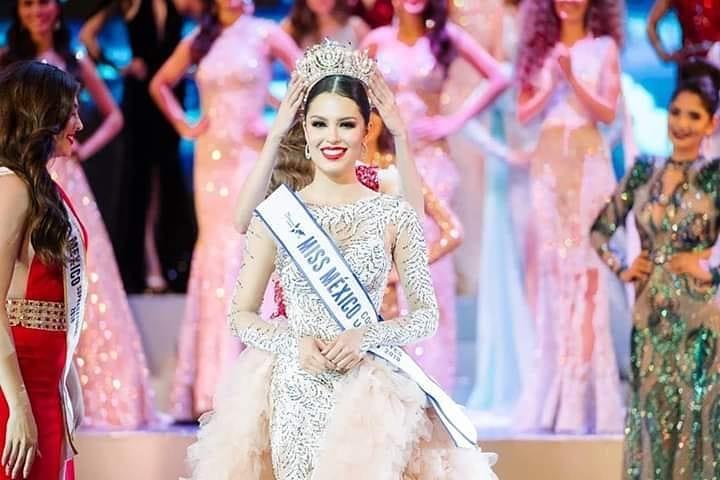 kenia ponce, segunda finalista de miss continentes unidos 2019. - Página 2 60892210