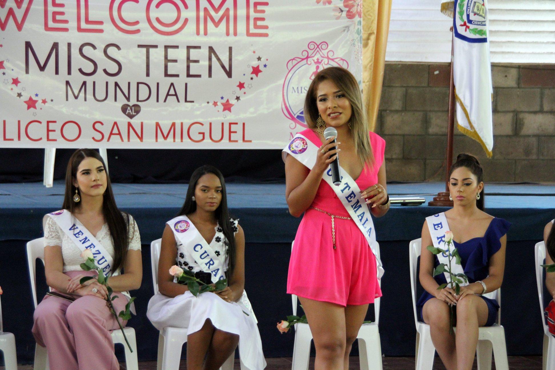 daniela di venere, top 12 de miss teen mundial 2019. - Página 6 60895610