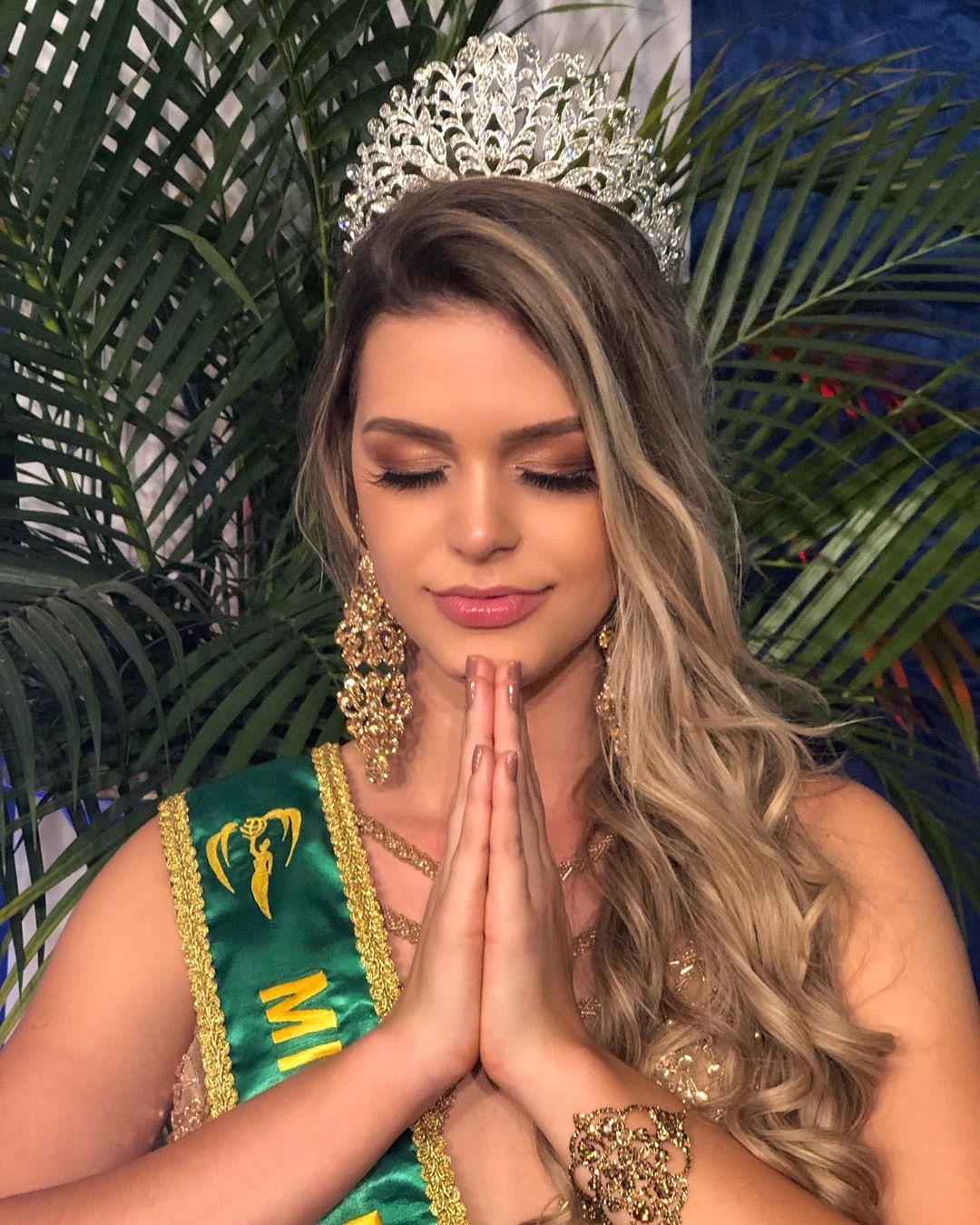 maria gabriela batistela, miss brasil terra 2019. - Página 4 60943310