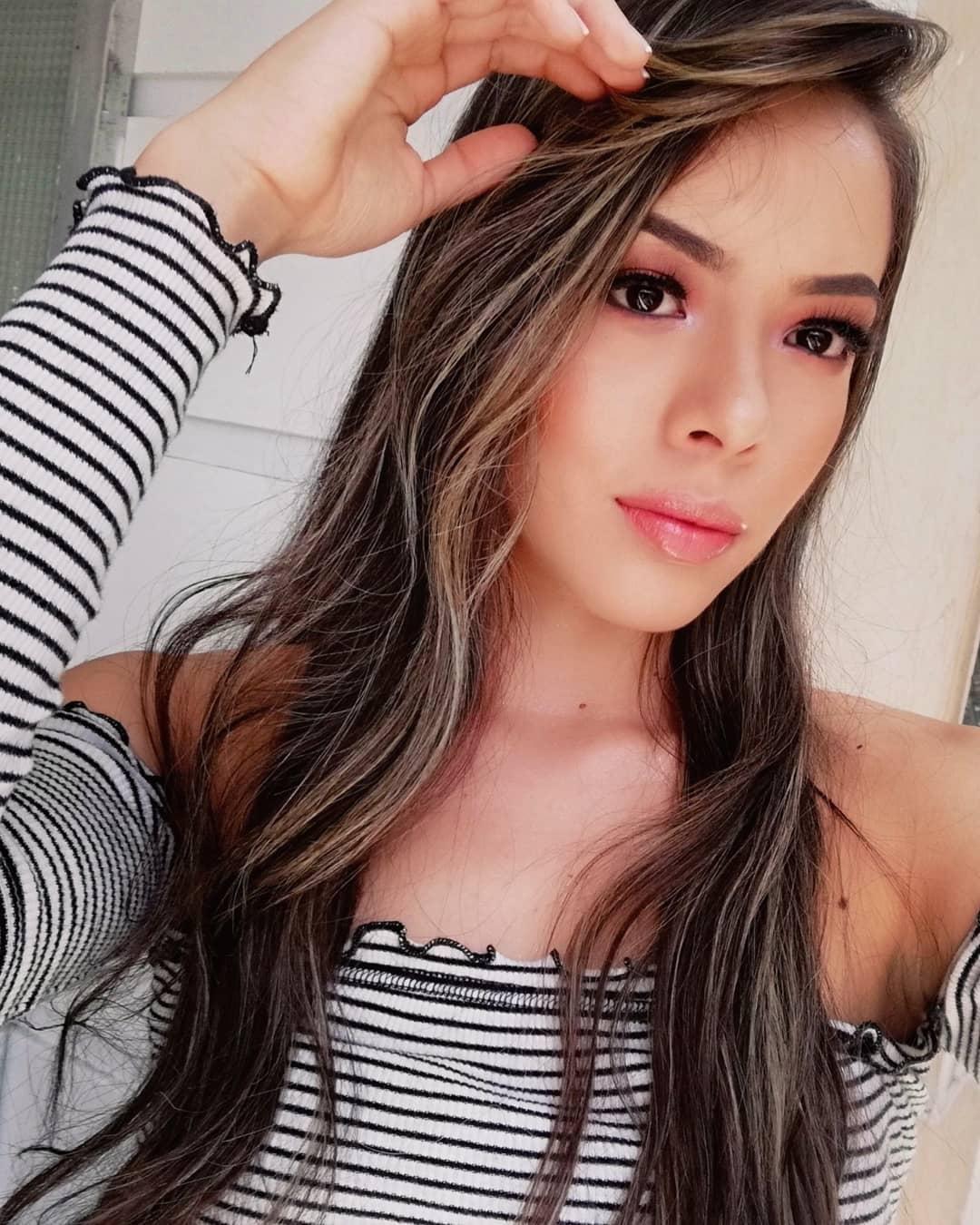gina aguirre, virreyna de miss latinoamerica 2019. 60990110