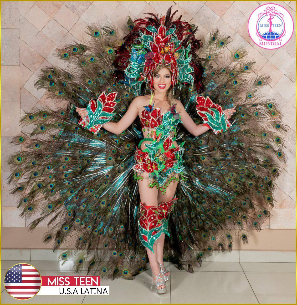 estefany frost, miss teen mundial latina usa 2019. - Página 7 61017510