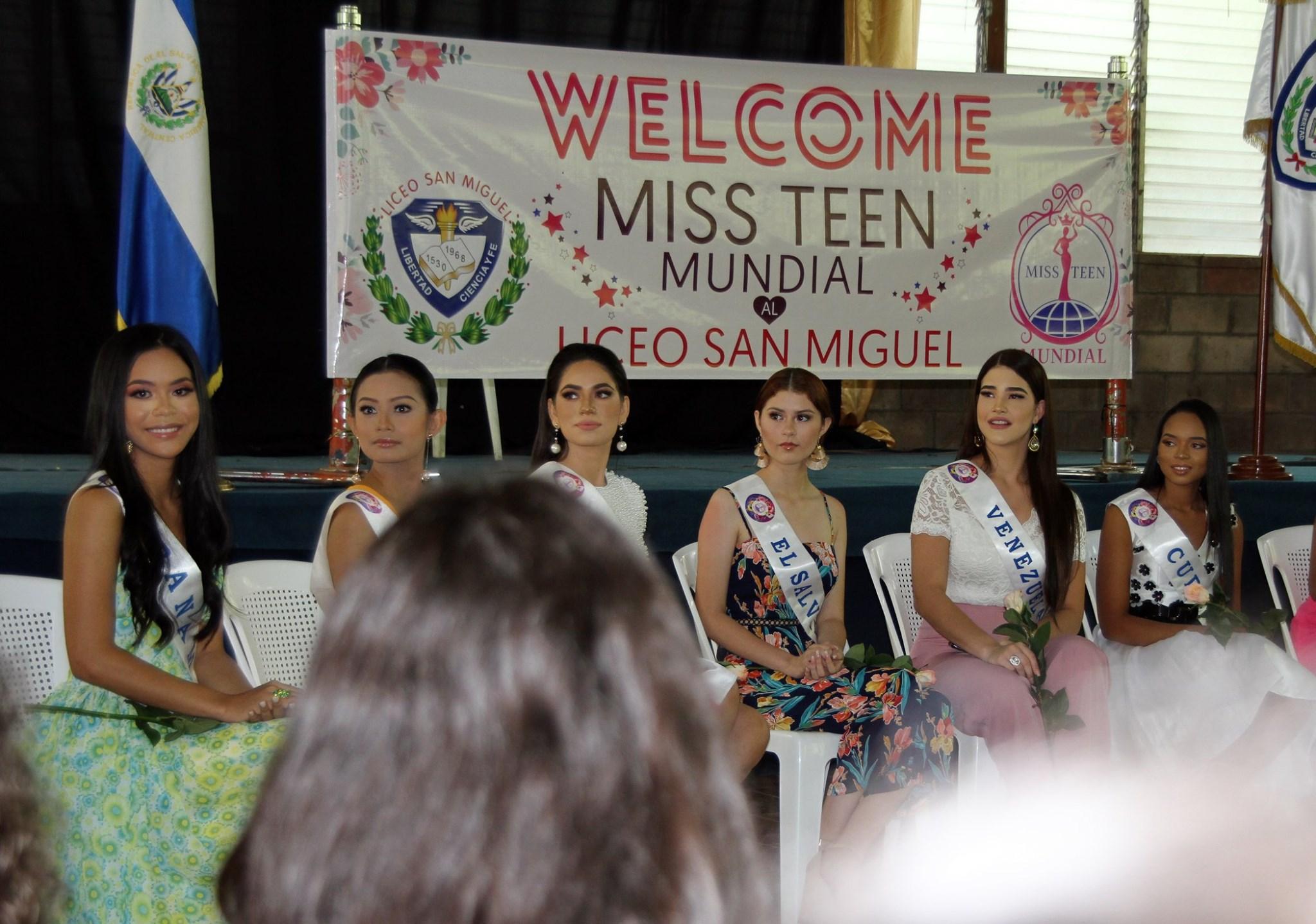 daniela di venere, top 12 de miss teen mundial 2019. - Página 5 61028610
