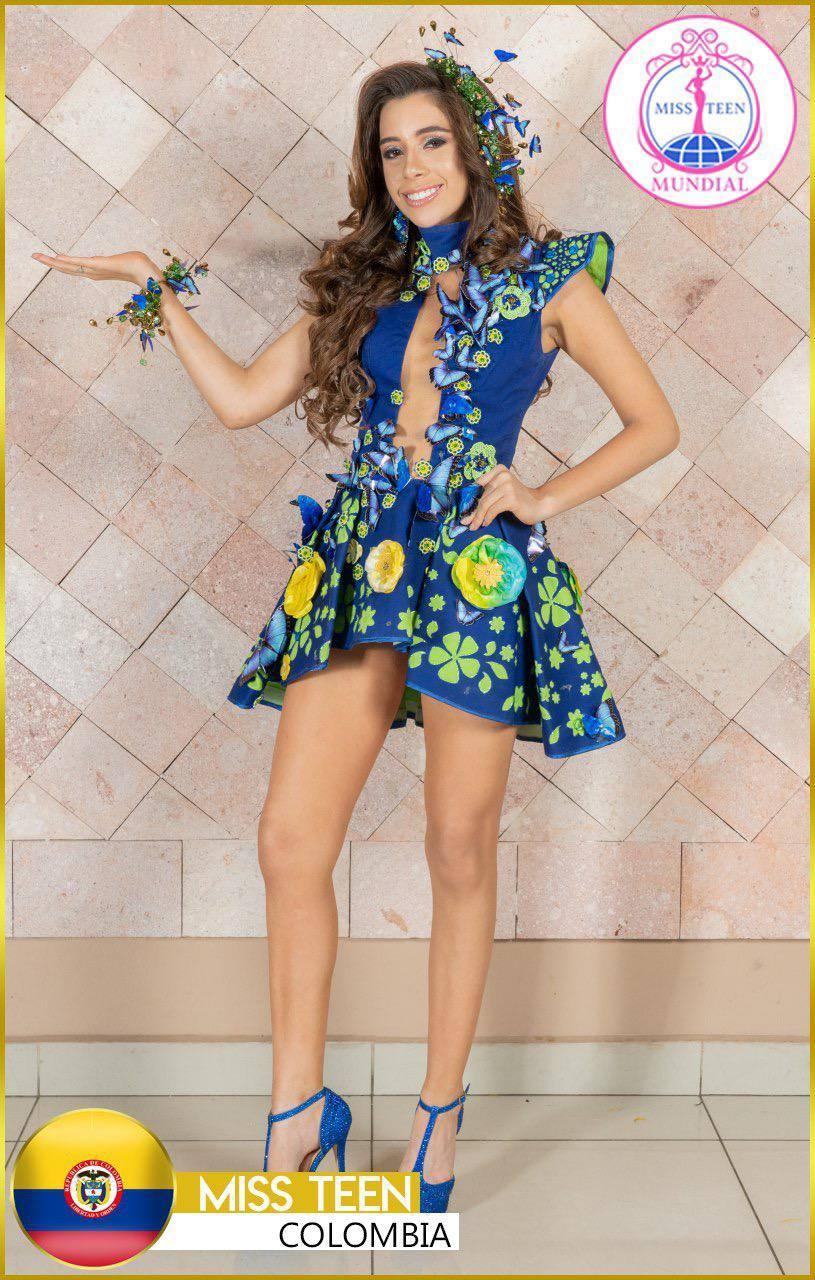 maya mejia ospina, miss teen mundial colombia 2019. - Página 4 61086510