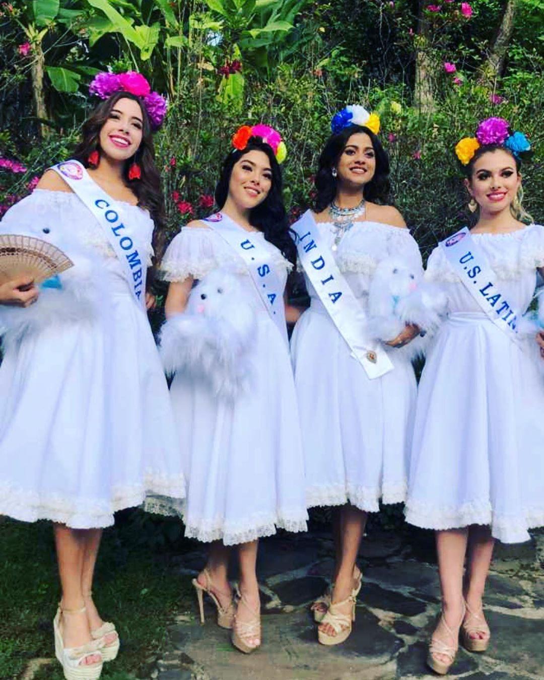 maya mejia ospina, miss teen mundial colombia 2019. - Página 2 61131810