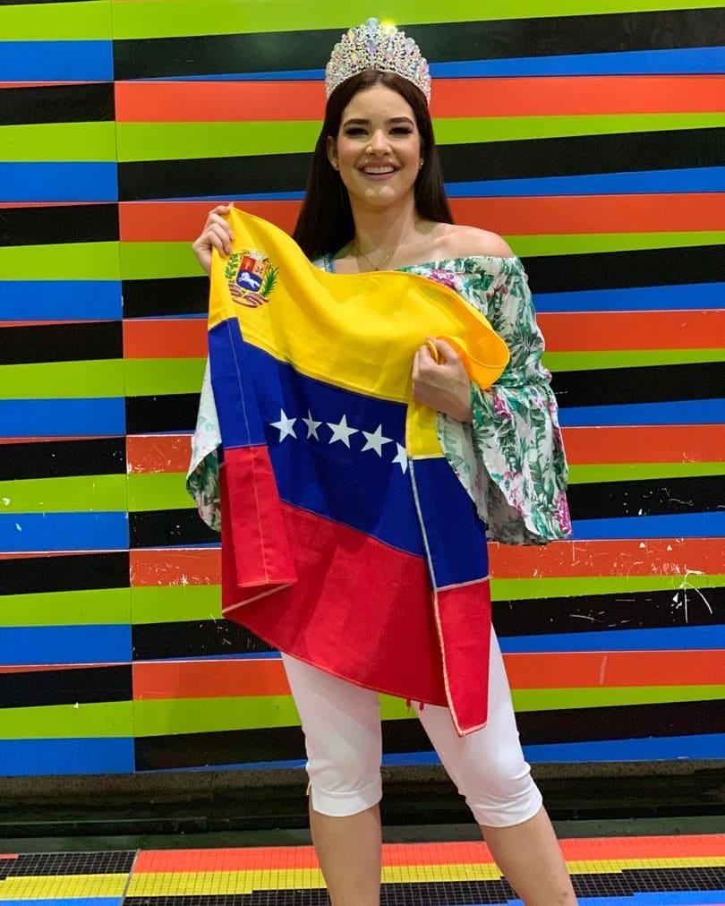 daniela di venere, top 12 de miss teen mundial 2019. - Página 2 61133010