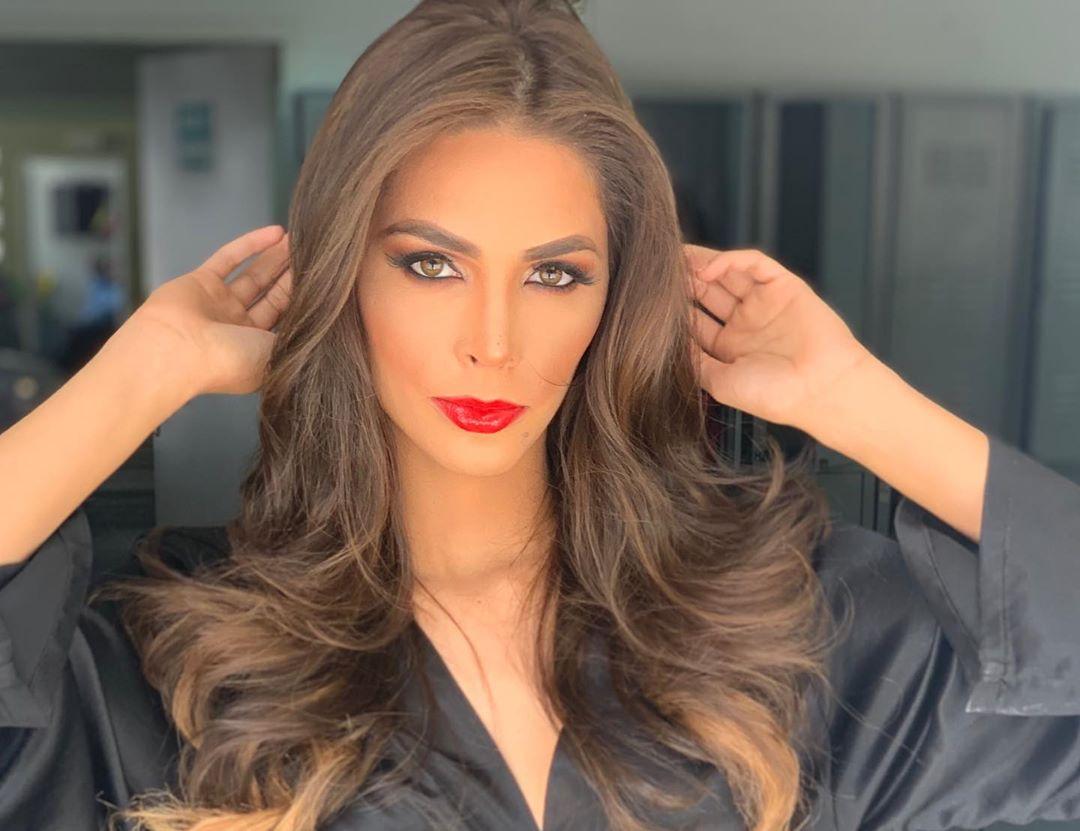 maria jose bracho, miss venezuela continentes unidos 2019. - Página 2 61162210