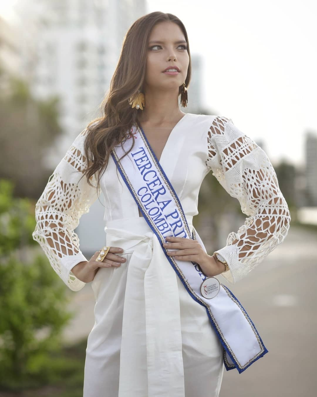 yaiselle tous, miss supranational colombia 2019. 61415510