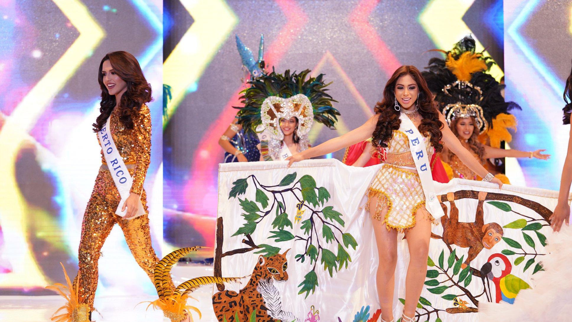 romina lopez, top 12 de miss teen mundial 2019. - Página 4 61553410