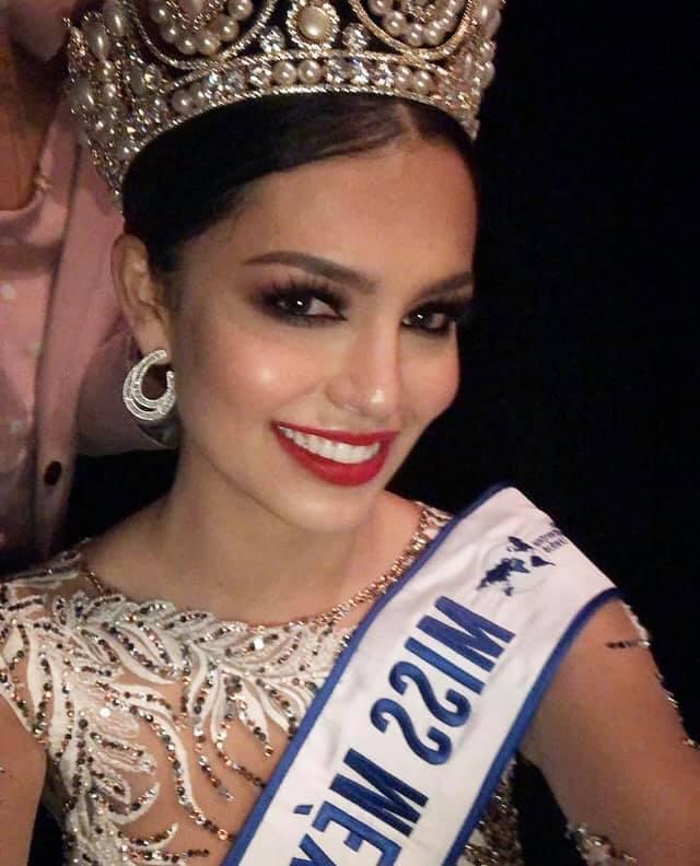 kenia ponce, segunda finalista de miss continentes unidos 2019. 61632210