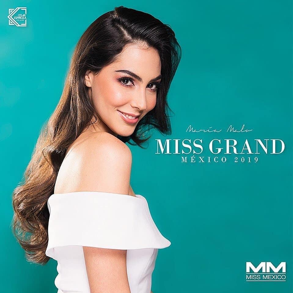maria malo, 1st runner-up de miss grand international 2019. - Página 5 61681410