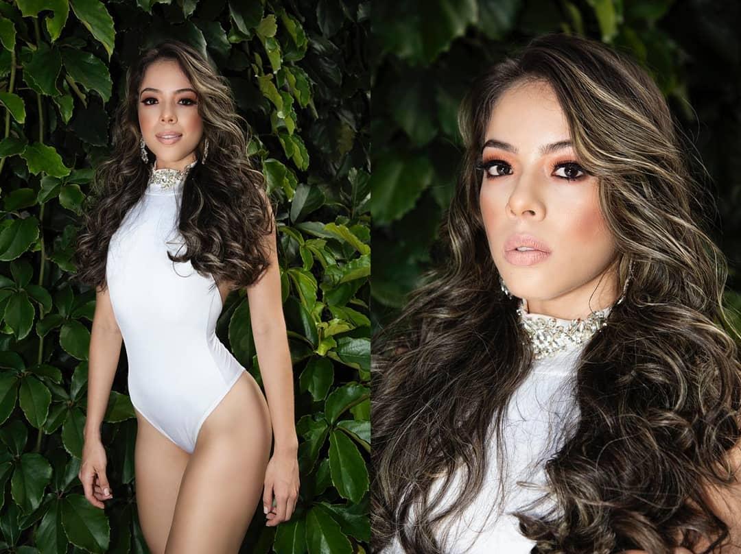 gina aguirre, virreyna de miss latinoamerica 2019. - Página 2 61786010