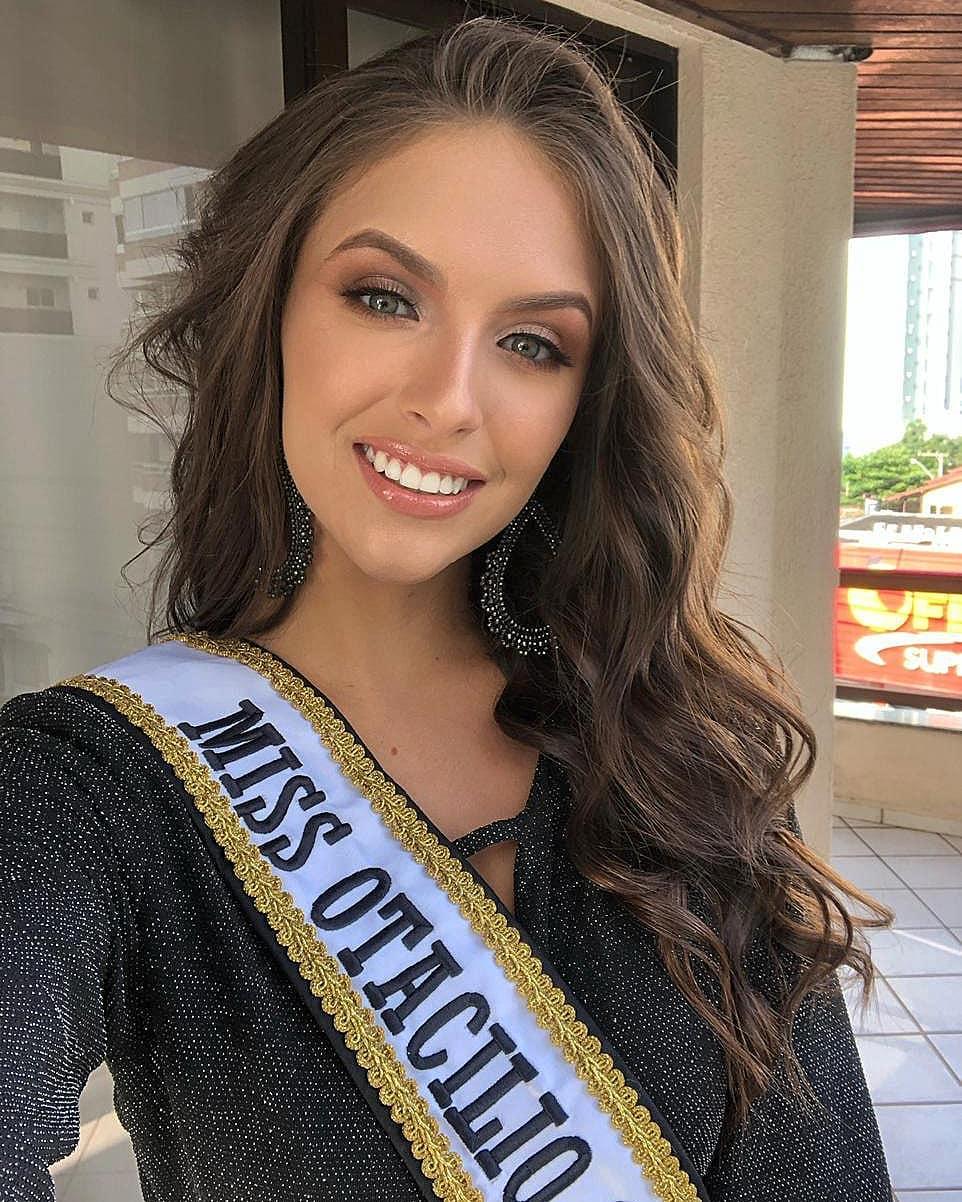 karol tillmann, miss brasil de las americas 2020. 61913110