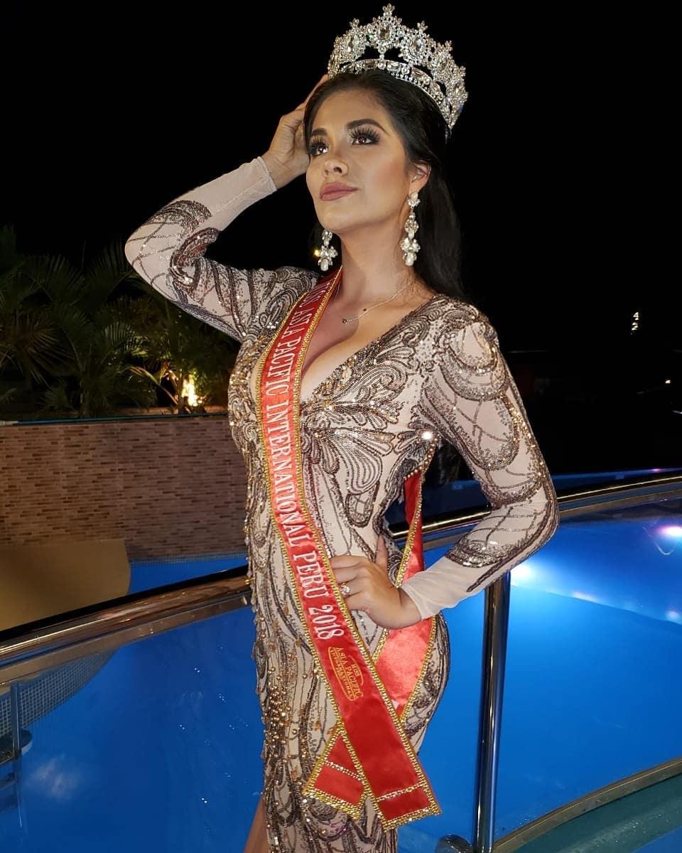 karen isabel rojas, miss tourism world peru 2019/top 20 de miss asia pacific international 2018/miss earth peru 2017. - Página 16 62010410