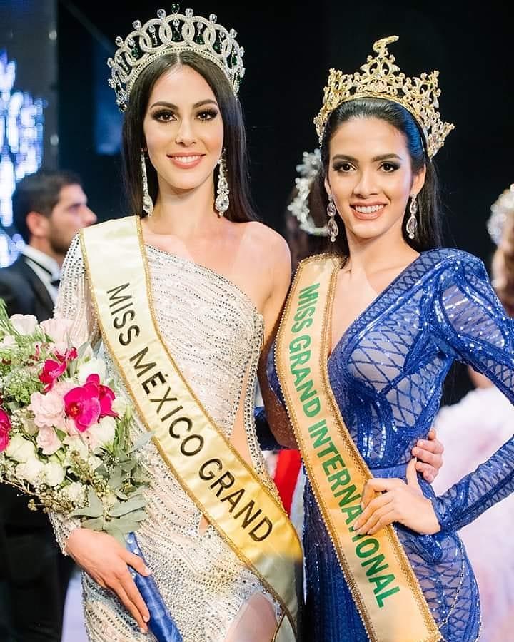 maria malo, 1st runner-up de miss grand international 2019. - Página 5 62159910