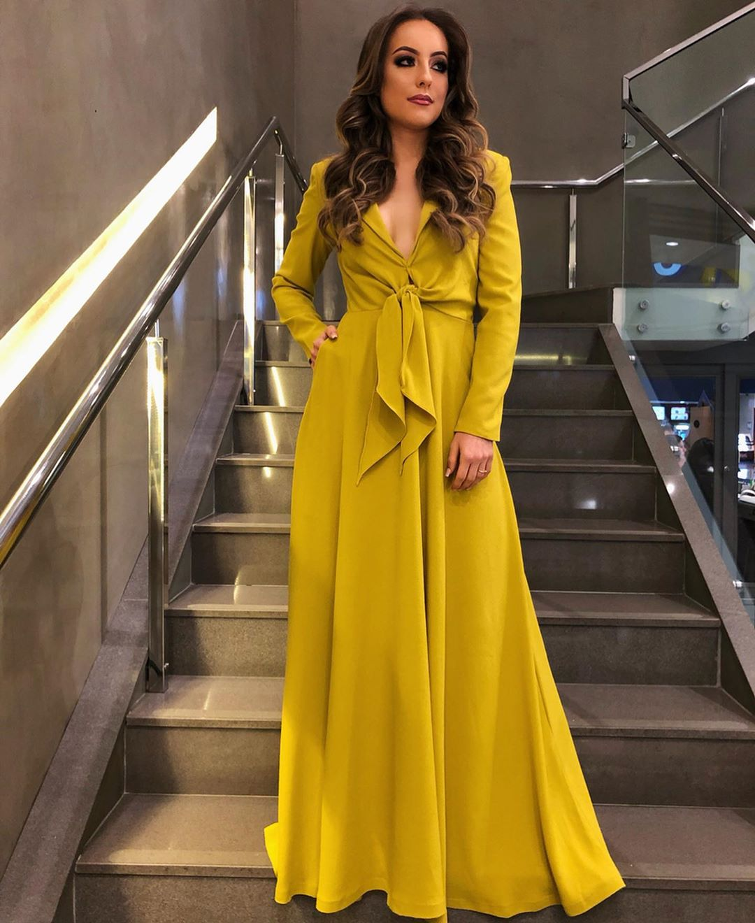 cristine boff sartor, segunda finalista de miss latinoamerica 2019. - Página 6 62235611