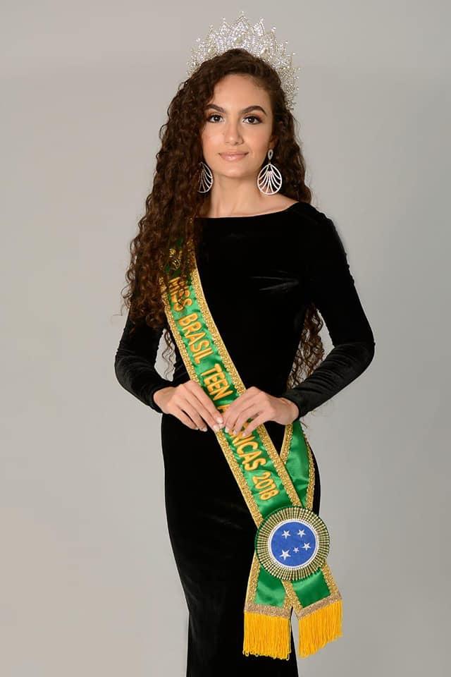maria luiza marim, miss brasil teen americas 2019. 62407410