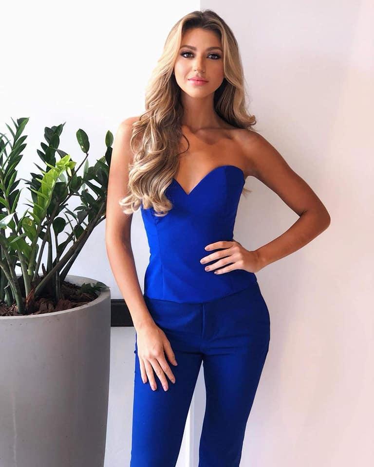 madison anderson, miss universe puerto rico 2019/top 4 de miss grand international 2016. - Página 10 62568410