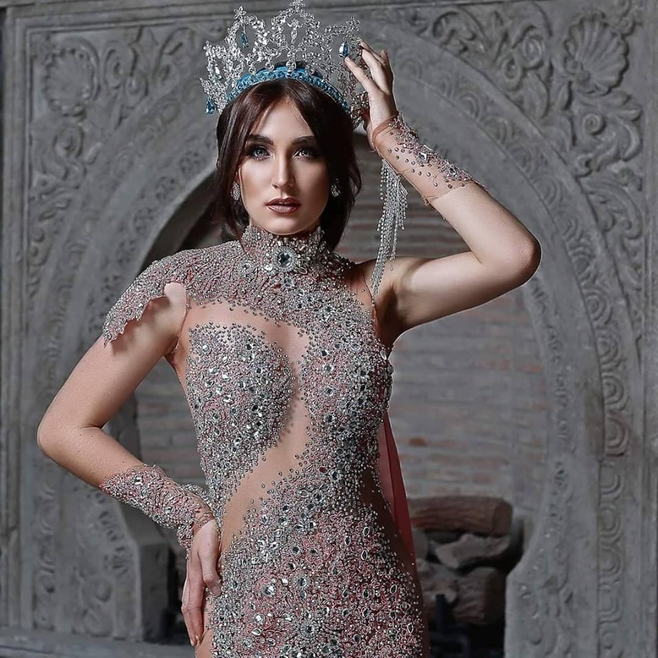 sofia mirrano, miss intercontinental mexico 2019. 64936810