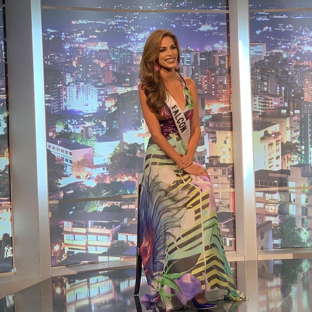 maria jose bracho, miss venezuela continentes unidos 2019. - Página 2 65305410