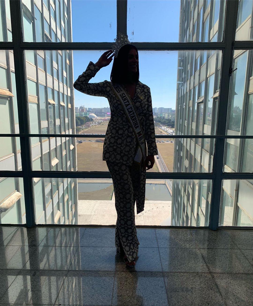 thylara brenner, miss brasil continentes unidos 2019. - Página 6 65510710