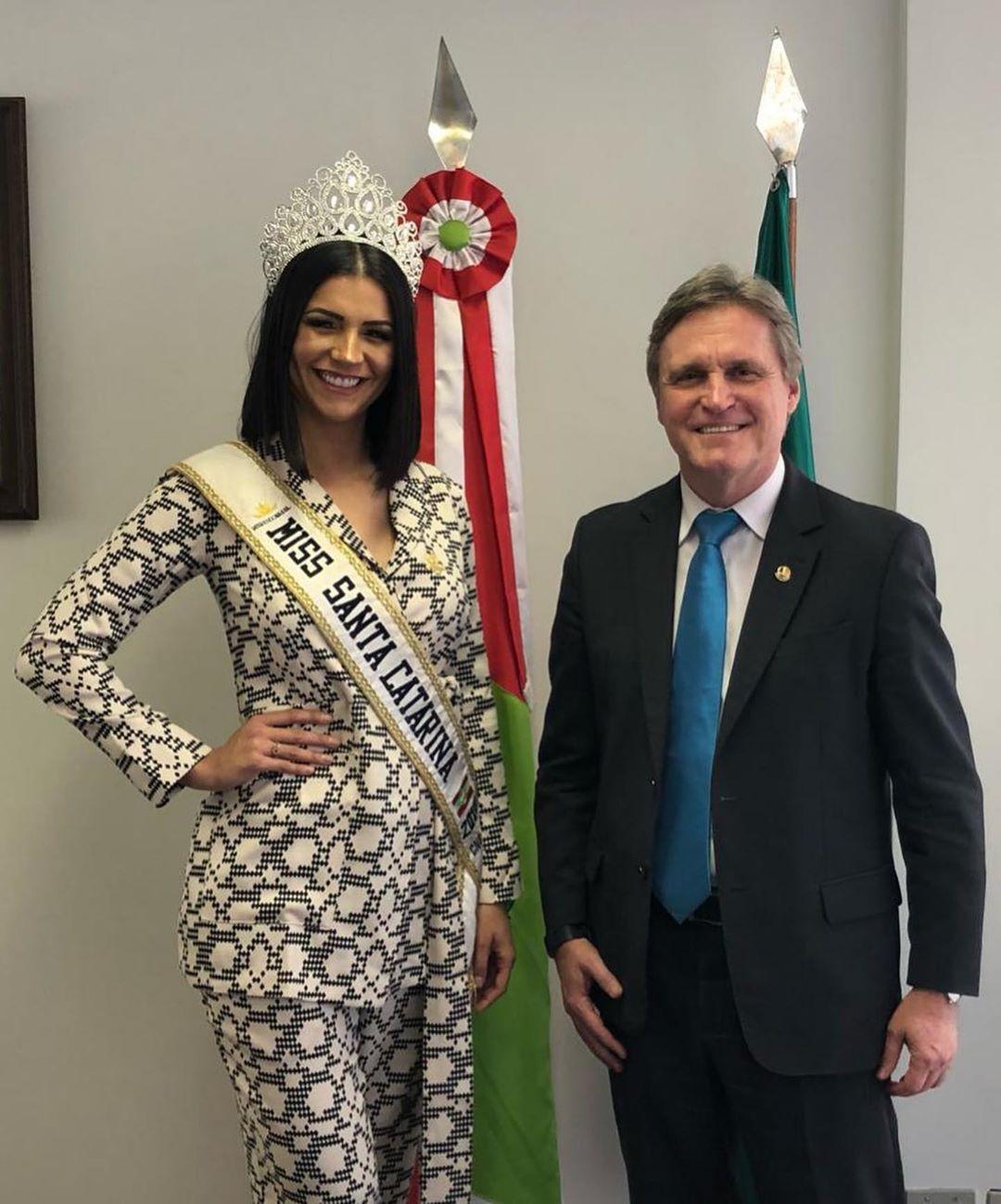 thylara brenner, miss brasil continentes unidos 2019. - Página 6 65536110