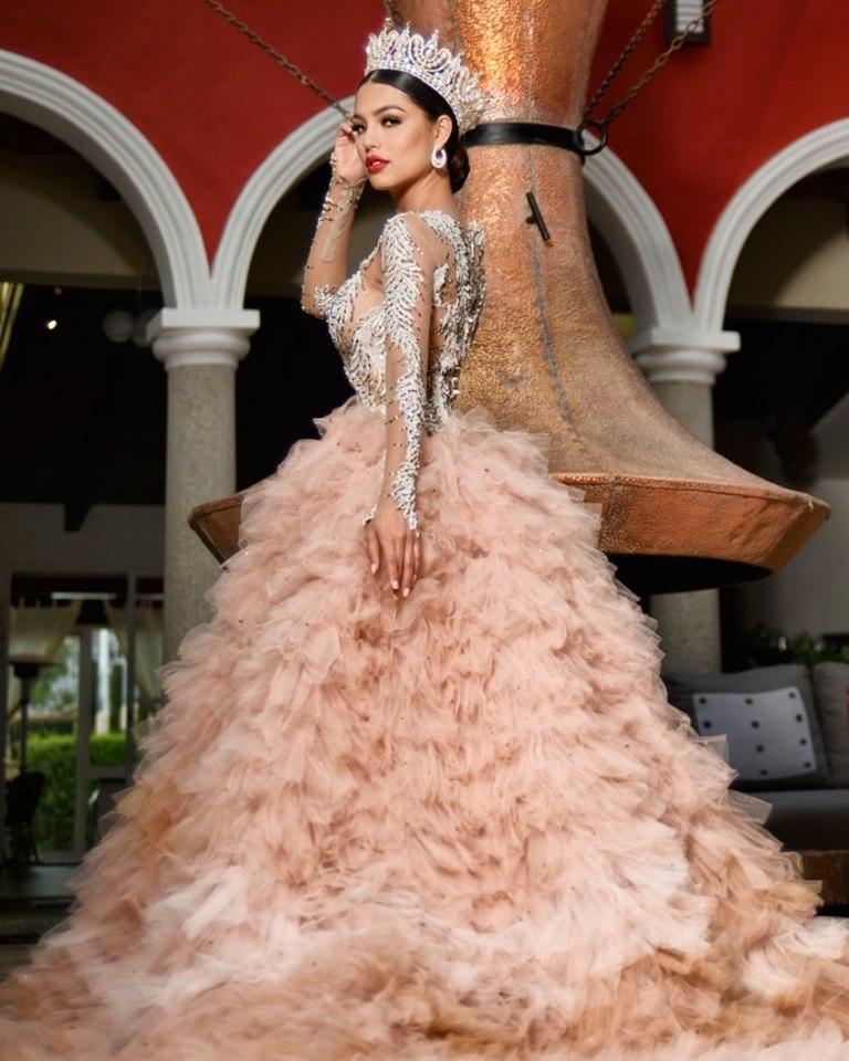 kenia ponce, segunda finalista de miss continentes unidos 2019. 65913010
