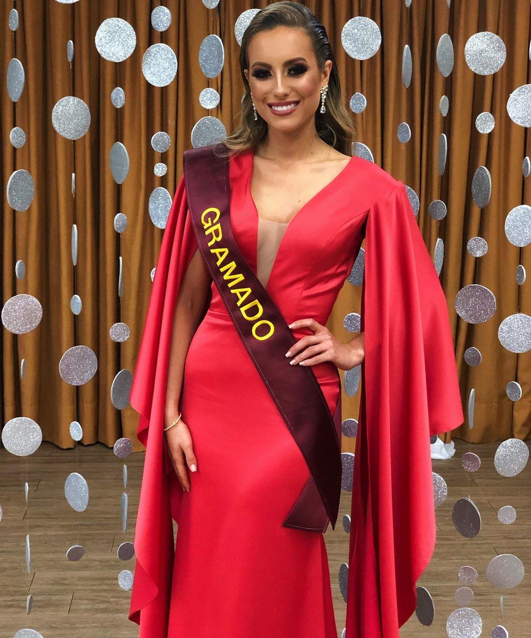 cristine boff sartor, segunda finalista de miss latinoamerica 2019. - Página 6 66181610