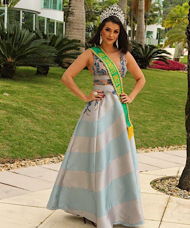 thylara brenner, miss brasil continentes unidos 2019. - Página 6 66198710