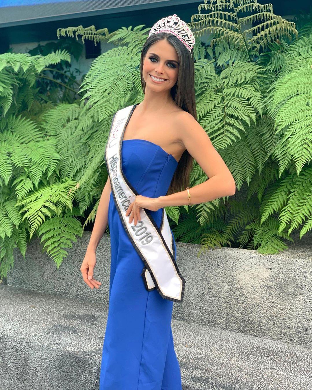 regina peredo, reyna hispanoamericana 2019. - Página 3 66198711