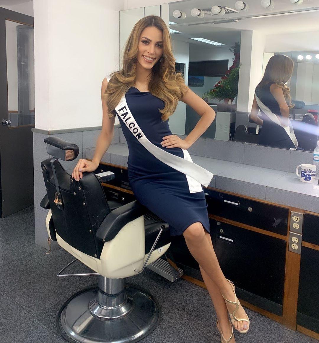 maria jose bracho, miss venezuela continentes unidos 2019. - Página 2 66200410