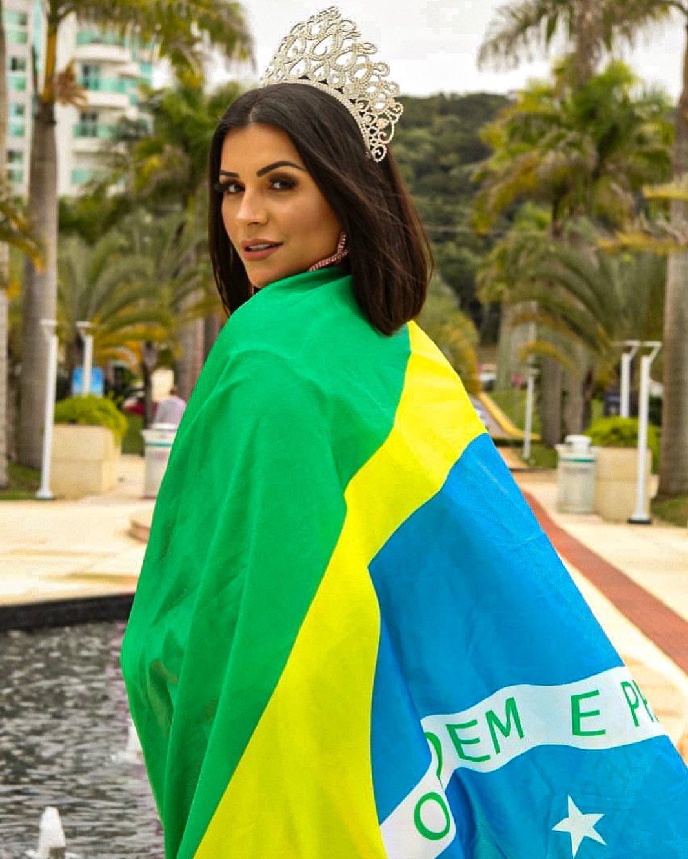 thylara brenner, miss brasil continentes unidos 2019. - Página 6 66369310